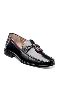 Nunn Bush Newbury Tassle Slip-On - Available in Extended Sizes - Online Only