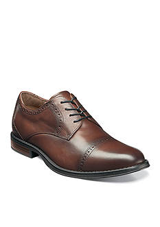 Nunn Bush Ridley Cap Toe Oxford Shoe