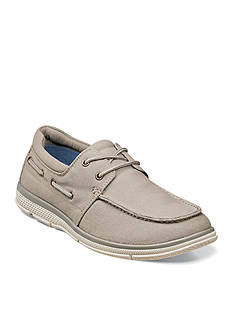 Nunn Bush Zac Sandstone Two Eye Moc Shoe