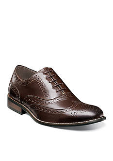 Nunn Bush TJ Wing Tip Oxfords