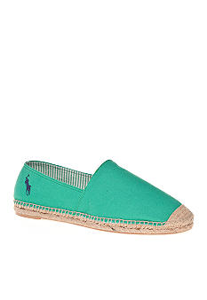 Polo Ralph Lauren Mooretown Espadrille Slip-on