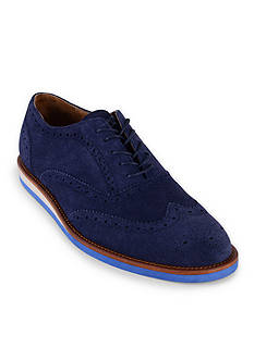 Polo Ralph Lauren Johnsly Wingtip Lace-Up Oxford Shoes