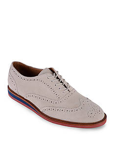 Polo Ralph Lauren Johnsly Wing Tip Casual Oxford Shoes