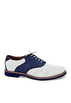 G H Bass Burlington Saddle Oxford