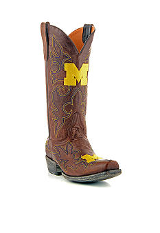Gameday Boots Men's University of Michigan Boot