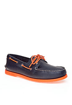 Sperry Top-Sider A/O 2-Eye Neon Boat Shoe