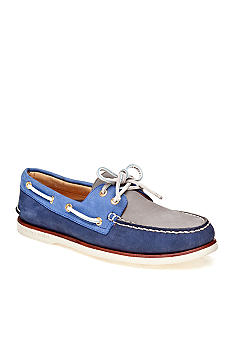 Sperry Top-Sider Gold A/O 2 Eye Boat Shoe