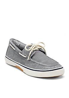Sperry Halyard Salt Washed Sneaker