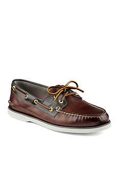 Sperry Gold A/O 2-Eye Boat Shoe