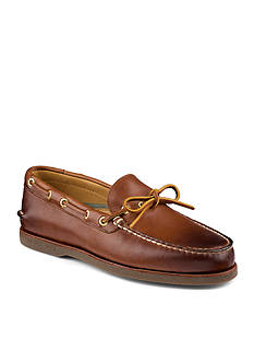 Sperry Gold A/O 1 Eye Boat Shoe