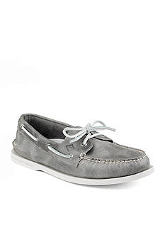 Sperry A/O 2-Eye Whitecap Boat Shoe