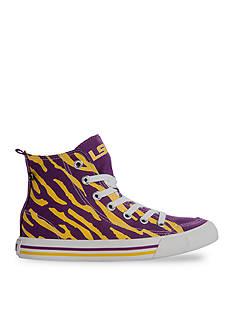 SKICKS™ Louisiana State University Men's Tiger High Top Shoes