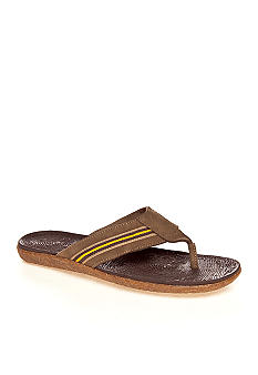 Hush Puppies Frame Toe Post Flip Flop