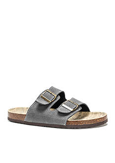 MUK LUKS Parker Duo Strapped Sandals