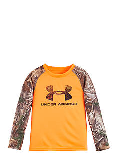 Under Armour Raglan Logo Tee Toddler Boys