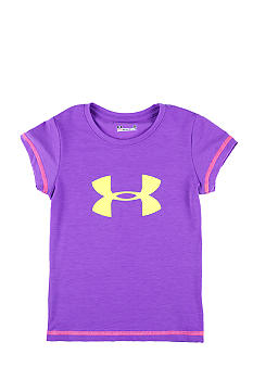 Under Armour Logo Tee Toddler Girls