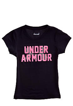 Under Armour Branded Tee Toddler Girls