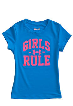 Under Armour Girls Rule Tee Toddler Girls