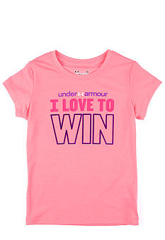 Under Armour Win Tee Toddler Girls