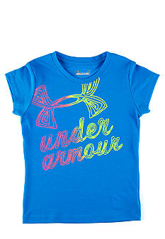 Under Armour Scribble Tee Toddler Girls