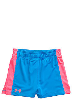 Under Armour Mesh Short Toddler Girls