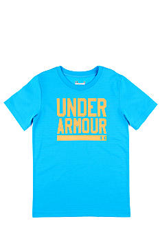 Under Armour Branded Tee Toddler Boy
