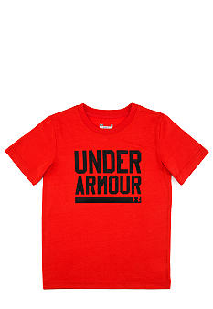 Under Armour Branded Tee Toddler Boys