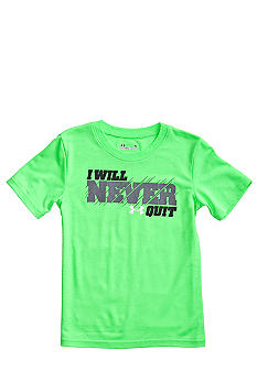 Under Armour Never Quit Tee Toddler Boy
