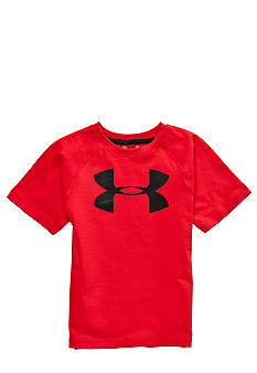 Under Armour Big Logo Tech Tee Toddler Boy