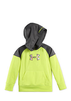 Under Armour Logo Colorblock Hoodie Toddler Boys