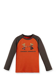 Under Armour Hunt Big Logo Raglan Tee Toddler Boys