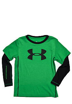 Under Armour Solid Logo Slider Toddler Boy