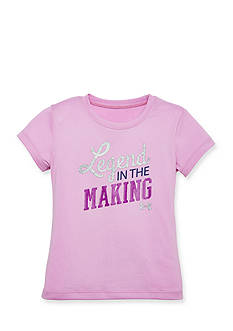 Under Armour Short Sleeve 'Legend In The Making' Top Toddler Girls