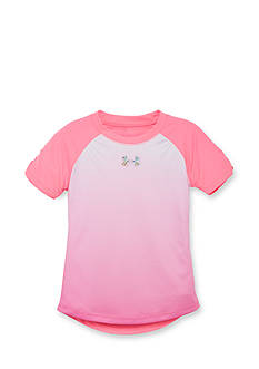 Under Armour Tomboy Gradient Raglan Tee Toddler Girls