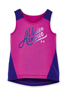 Under Armour Sleeveless Logo Top Toddler Girls