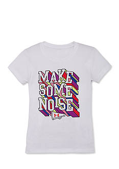 Under Armour 'Make Some Noise' Tee Toddler Girls