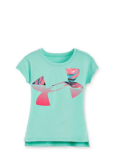 Under Armour Tides Logo Top Toddler Girls