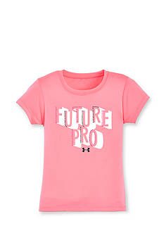 Under Armour 'Future Pro' Graphic Top Toddler Girls