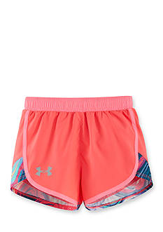 Under Armour Tides Fast Lane Shorts Toddler Girls