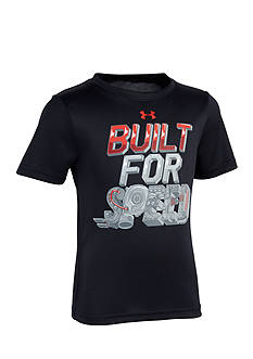 Under Armour 'Built For Speed' Tee Toddler Boys