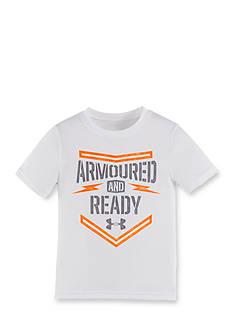 Under Armour 'Armoured N Ready' Tee Toddler Boys