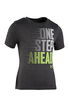 Under Armour 'One Step Ahead' Tee Toddler Boys