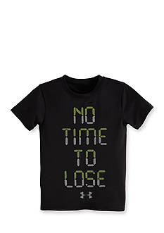 Under Armour 'No Time To Lose' Tee Toddler Boys
