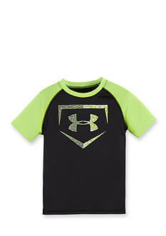 Under Armour Geo Home Base Tee Toddler Boys