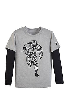 Under Armour Machine Slider Active Shirt Toddler Boys