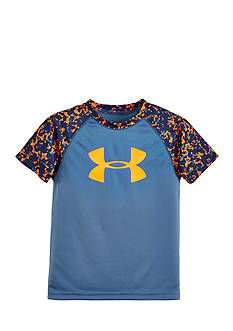 Under Armour Micro Camo Raglan Tee Toddler Boys