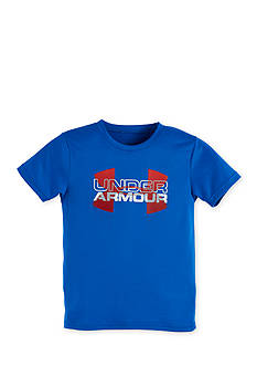 Under Armour Big Logo Iteration Tee Toddler Boys