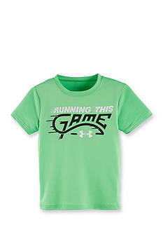 Under Armour Running This Game Tee Toddler Boys