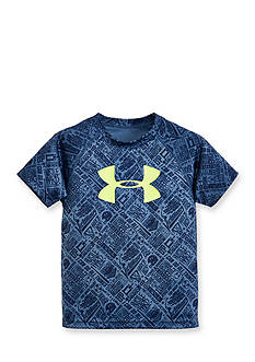 Under Armour Show Me Sweat Big Logo Tee Toddler Boys