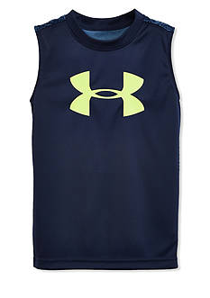 Under Armour Big Logo Tank Toddler Boys